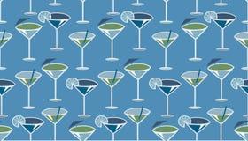 Картина коктеила бесплатная иллюстрация