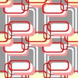 картина конструкции геометрическая безшовная Стоковое фото RF