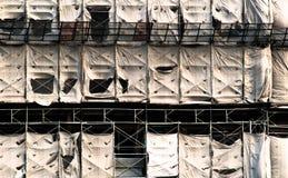 картина конструкции здания вниз Стоковые Фото