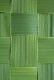 Картина конца-вверх сплетенных листьев травы стоковая фотография