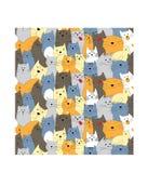 Картина кота Стоковые Фото