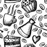 картина кофе Стоковые Изображения