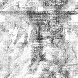 Картина краски связи безшовная Нарисованная рукой печать shibori иллюстрация вектора