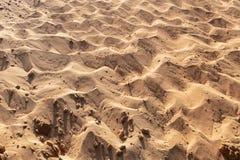 Картина красного песка белизны смешивания песка Стоковые Изображения RF