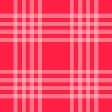 Картина красной линии Стоковое фото RF