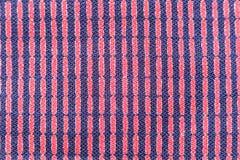 Картина красной ткани Стоковые Изображения RF