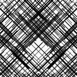 Картина креста Criss Текстура с пересекать прямые линии Насиживать цифров также вектор иллюстрации притяжки corel иллюстрация штока
