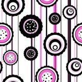 картина круга безшовная Стоковое Изображение RF