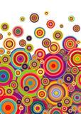 картина круга Иллюстрация штока