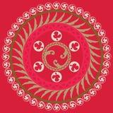Картина круга Стоковая Фотография