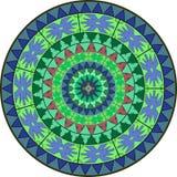 Картина круга Стоковое Изображение RF