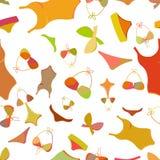 Картина купальников безшовная Стоковые Изображения