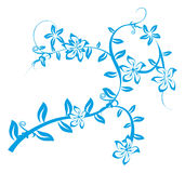 картина листва Стоковая Фотография RF