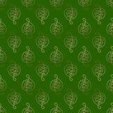Картина листьев Стоковые Изображения