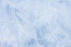 картина льда предпосылки Стоковое Изображение RF