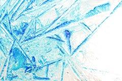 картина льда стоковые изображения