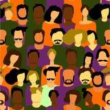 Картина людей вектора иллюстрация штока