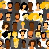 Картина людей вектора иллюстрация вектора