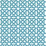 Картина Марокко исламского дизайна безшовная Стоковое фото RF