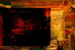 картина маслом Стоковое Изображение