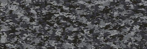 Картина масштаба камуфлирования цифров multi иллюстрация штока
