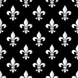 Картина масленицы марди Гра безшовная с fleur-de-lis Предпосылка марди Гра бесконечная иллюстрация штока