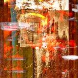Картина маслом Стоковые Изображения