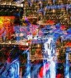 Картина маслом Стоковые Изображения RF