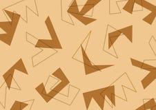 Картина Мемфиса безшовная абстрактная Стоковое фото RF