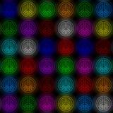 Картина мира блеска Стоковые Изображения