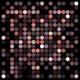 картина многоточий Стоковые Фотографии RF