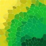 Картина мозаики цвета Пестротканые камешки полигональный стиль - Vektorgrafik иллюстрация вектора