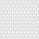 Картина нашивки стильной абстрактной уникально элегантности простоты шестиугольная серая безшовная иллюстрация вектора