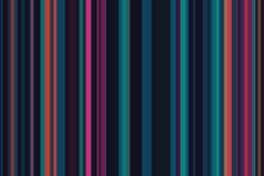 Картина нашивок ночи города темной черноты безшовная абстрактная иллюстрация предпосылки Стильные современные цвета тенденции Стоковая Фотография RF