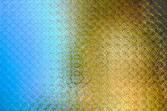 Картина на цветном стекле Стоковые Фото