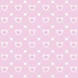 Картина дня валентинки влюбленности безшовная Стоковые Фотографии RF