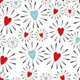 Картина дня валентинок Стоковое Изображение RF