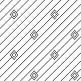 Картина обнажанная диагональю геометрическая безшовная иллюстрация вектора