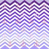 Картина обоев анкера Шеврона элегантная Стоковая Фотография RF