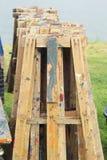 Картина оборудования в парке Стоковые Фото
