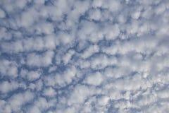 Картина облака неба Стоковое Фото