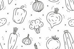 Картина овощей Стоковое фото RF