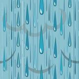 Картина дождя Стоковые Изображения