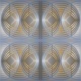 Картина основанная на структуре перекрывать объезжает Стоковые Фотографии RF