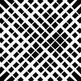 Картина отверстия щетки - солдат нерегулярной армии пересекая прямые линии Monoc Стоковые Фото