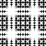 Картина отверстия щетки с линиями сложной формы - плавно repeatable Стоковое фото RF
