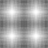 Картина отверстия щетки с линиями сложной формы - плавно repeatable Стоковые Изображения RF