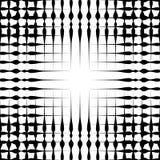 Картина отверстия щетки с линиями сложной формы - плавно repeatable Стоковая Фотография