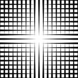 Картина отверстия щетки с линиями сложной формы - плавно repeatable Стоковое Изображение