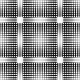 Картина отверстия щетки с линиями сложной формы - плавно repeatable Стоковая Фотография RF